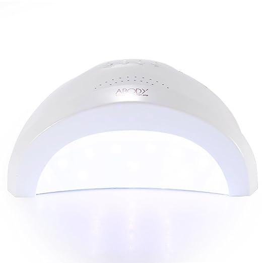 185 opinioni per Abody- Lampada LED Professionale 24W/48W per Manicure con Timer