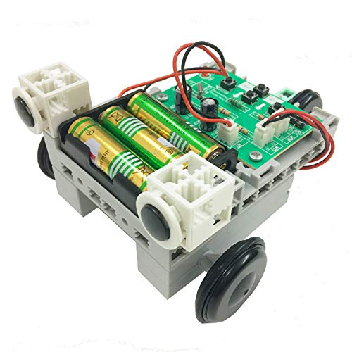 OWI Rookie Coding Robot Kit   25 Piece Do-It-Yourself Assembly   Simple Press-Button Programming   No Computer or Tablet Needed   Code at Your Own Skill Level