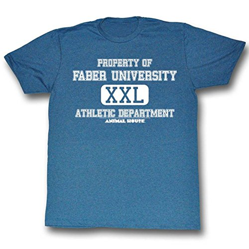 Animal Athlétique Pour Blue Pacific Hommes T House shirt Heather trwOxtq