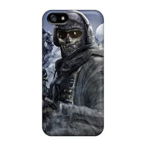 Fashionable Style Case Cover Skin For Iphone 5/5s- Call Of Duty Modern Warfare