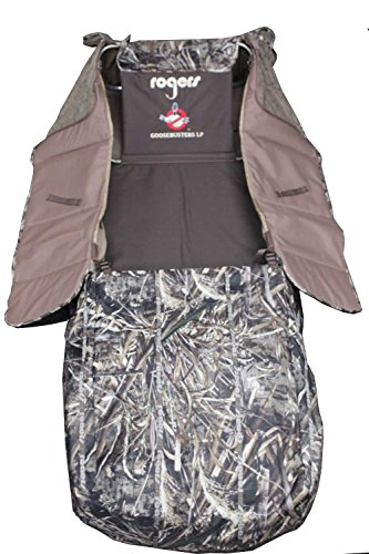 Rogers Goosebusters LP Layout Blind in Realtree Max-5