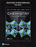 img - for Student Solutions Manual to Red Exercises for Chemistry: The Central Science book / textbook / text book