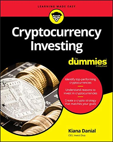51U9s3CwGyL - Cryptocurrency Investing For Dummies