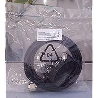 Cisco 4G-LTE-ANTM-D= 4G/3G Omnidirectional Dipole Antenna - Antenna - LTE - indoor - 2 dBi - omni-directional - raven black