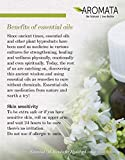 Aromata Monthly PMS Magic relief for period cramps, discomfort & moody you. Essential oil blend to balance hormones, ease muscle spasms, bloating & more. Therapeutic