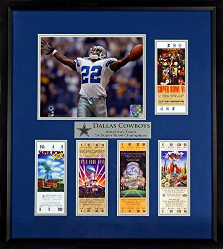 "Dallas Cowboys ""America's Team"" Super Bowl Tickets for sale  Delivered anywhere in USA"