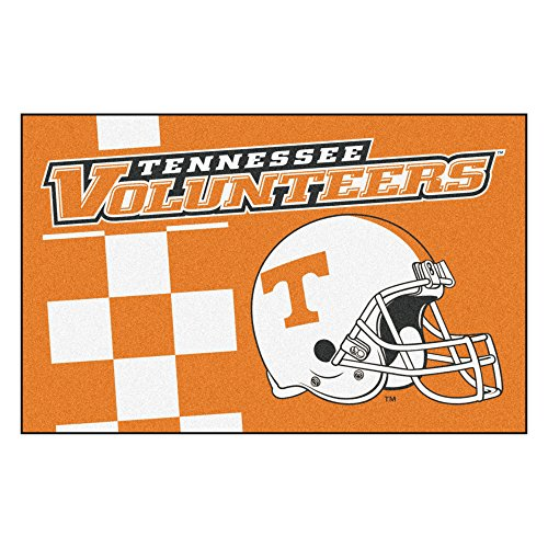 (FANMATS 18780 Tennessee Uniform Inspired Starter Rug)