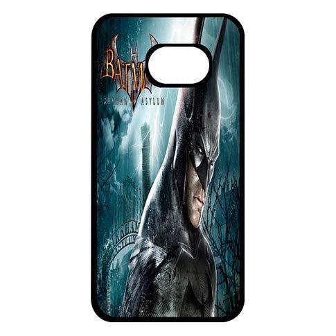Rugged Plastic Cover Case for Samsung Galaxy S7 EDGE, Batman VS Superman Dust Proof Lightweight Cases For Women (Samsung Galaxy S7 Vs Samsung Galaxy S7 Edge)