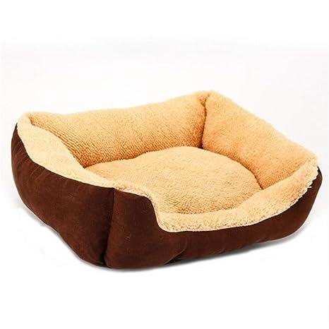 Wuwenw Perros Mascotas para Perros Camas para Gatos Sofás Blandas Tumbonas para Mascotas Grandes Y Grandes