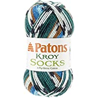 Kroy Socks Yarn-Route 66 Jacquard