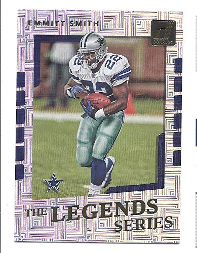 2017 Donruss Sports Legends - EMMITT SMITH 2017 Donruss The Legends Series #8 Card Dallas Cowboys Football