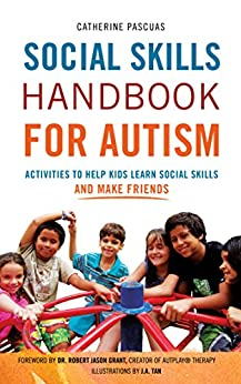Social Skills Handbook Autism Activities ebook product image