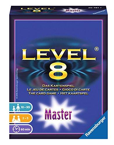 Ravensburger 20781 Master Level 8 - card (Best Ravensburger Card Games)
