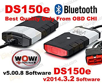 Delphi DS150 with Bluetooth Cars Trucks Diagnostic Tool (*A+ Quality