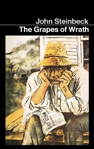 The grapes of wrath (Penguin modern classics) by John Steinbeck (2013) Hardcover