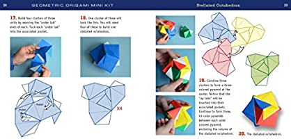 Mini Origami Book : 3 Steps - Instructables | 200x413