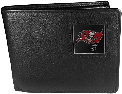 Siskiyou Gifts Co, Inc. NFL Tampa Bay Buccaneers Leder-Brieftasche