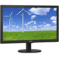 Philips S-line 223S5LSB 54.6 cm (21.5) WLED LCD Monitor - 16:9 - 5 ms - 1920 x 1080