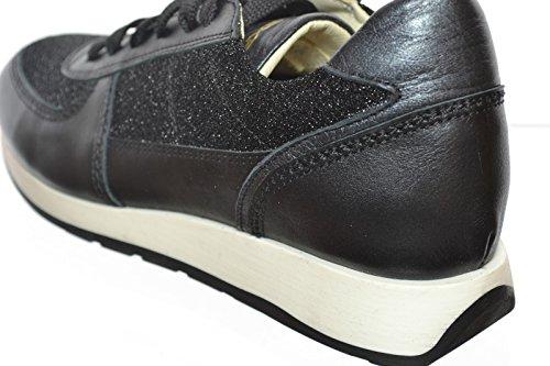 GROUP NERO flexa scarpa FRATELLI ART ROSSETTI SNEAKERS DONNA Taglia 33500 40 PELLE COLORE BY waa0qft