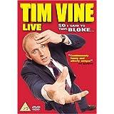 Tim Vine - Live - So I Said To This Bloke [DVD]by Tim Vine
