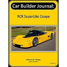 Car Builder Journal: RCR SuperLite Coupe