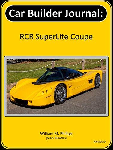 Coupe Antique (Car Builder Journal: RCR SuperLite Coupe)