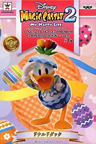 Disney Magic Castle My Happy Life 2 World Collectible figures PREMIUM DONALD DUCK Donald Duck