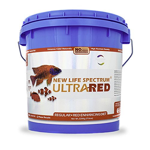 2200g New Life Spectrum UltraRed Regular Sinking (1mm-1.5mm) (2200g)