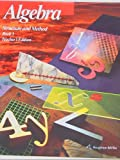 img - for Algebra, Structure and Method,Book 1, Teacher's Edition 1994 ISBN 9780395676097 0395676096 book / textbook / text book