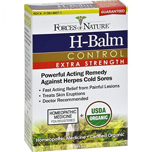 Forces Of Nature - H-Balm Extra 11 ml