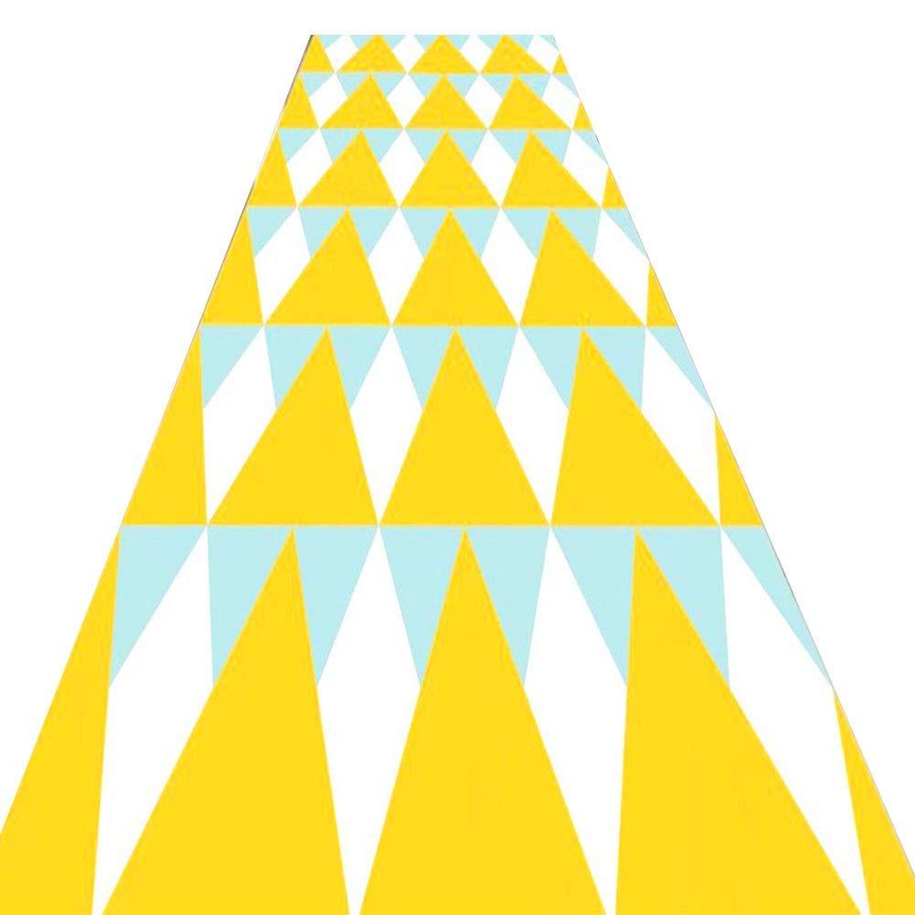 A LYQZ Tapis de Couloir Puissant de Couloir Long Polyester Anti-dérapant Portable Magasin Personnalisable Salon Cuisine et Tapis d'entrée (Couleur   A, Taille   0.8  3m) 1.69m