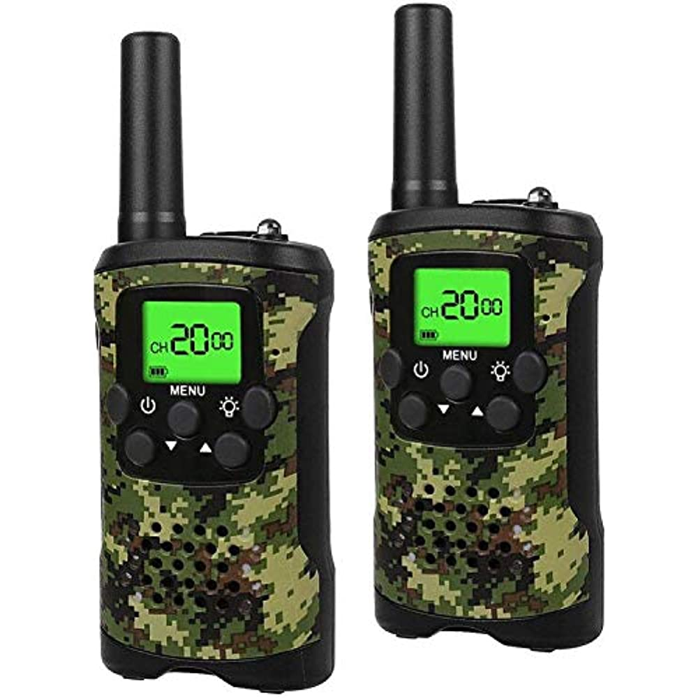 Details About Toys For 3 12 Year Old Boys Girls Walkie Talkies Kids Long Range Birthday Gifts