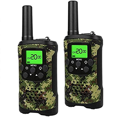 DIMY Toys For 3 12 Year Old Boys Girls Walkie Talkies Kids Long Range Birthday Presents Outdoor Outside Gifts 2018