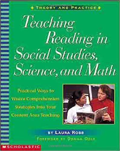 Amazon.com: Teaching Reading In Social Studies, Science and ...