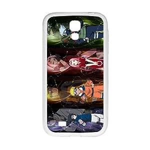 Naruto Cartoon Anime White Samsung Galaxy S4 case