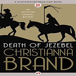 Death of Jezebel Audiobook