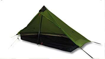 Lunar Solo - 24 oz. Green 1 Person Tent - 2017 Version  sc 1 st  Amazon.com & Amazon.com : Lunar Solo - 24 oz. Green 1 Person Tent - 2017 ...
