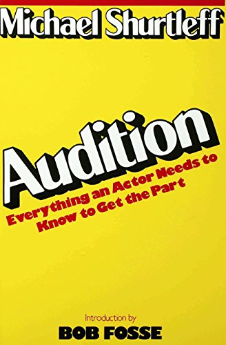 Books On Acting in Amazon Store - Audition: Everything an Actor Needs to Know to Get the Part