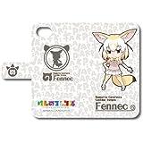 けものフレンズ フェネック 手帳型スマートフォンケース(iphone6/6s/7用)