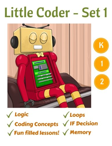 Little Coder - Set 1 - The building blocks of coding