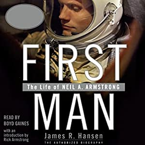 First Man Hörbuch