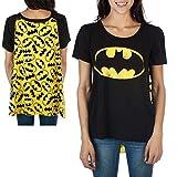 Best bioworld batman Capes - Batman Women's Interchangeable Cape Costume Tee Shirt Medium Review