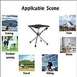 Folding Mini Camping Stool, Portable Lightweight