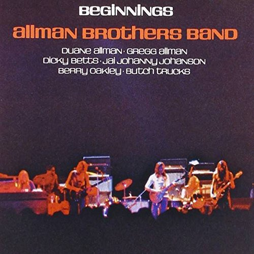 The Allman Brothers Band - Beginnings - Capricorn Records - 2659 040