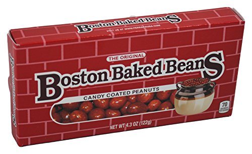 Boston Baked Beans 4.3 oz (Pack of 4) Theater Box
