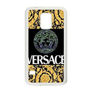 Samsung Galaxy S5 Mini Cases Cell Phone Case Cover white Versace Brand Logo 5T6T907516