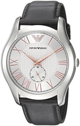 Emporio-Armani-Mens-AR1984-Dress-Black-Leather-Watch