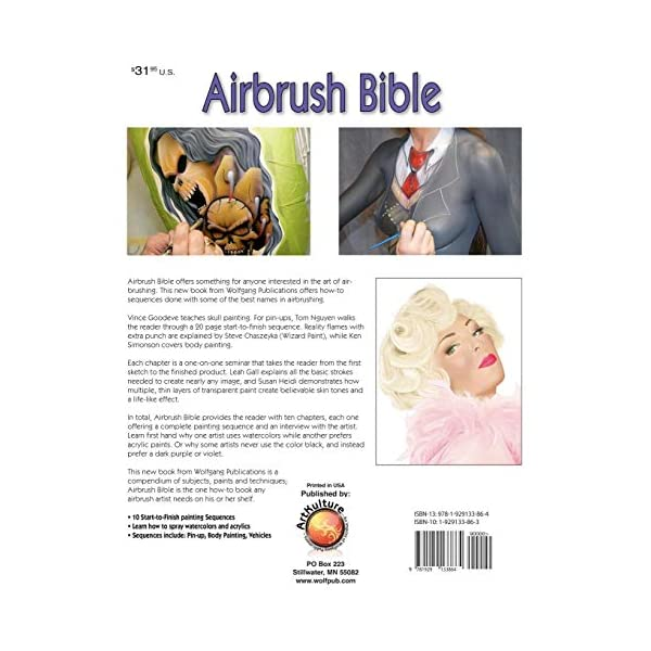 Airbrush-Bible-Air-Skool-Paperback–April-15-2010