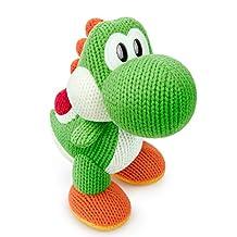 Green Yarn Big Yoshi amiibo (yoshi Woolly World) jp var