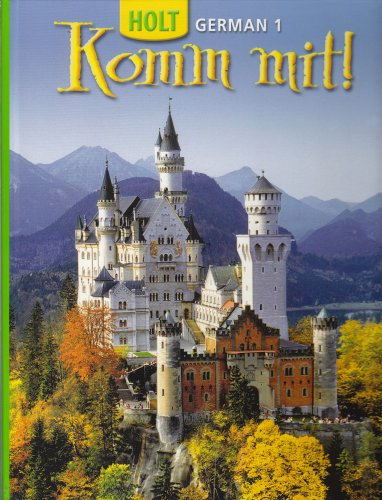 Komm mit!: Student Edition Level 1 ()